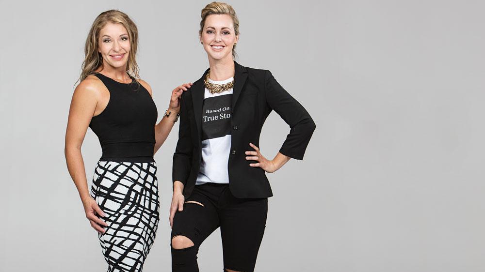 Naomi Le Bihan And Amanda Hehr Avenue Calgary