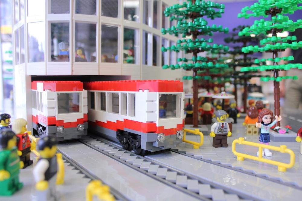 A Look Inside Calgarys Lego Library Avenue Calgary