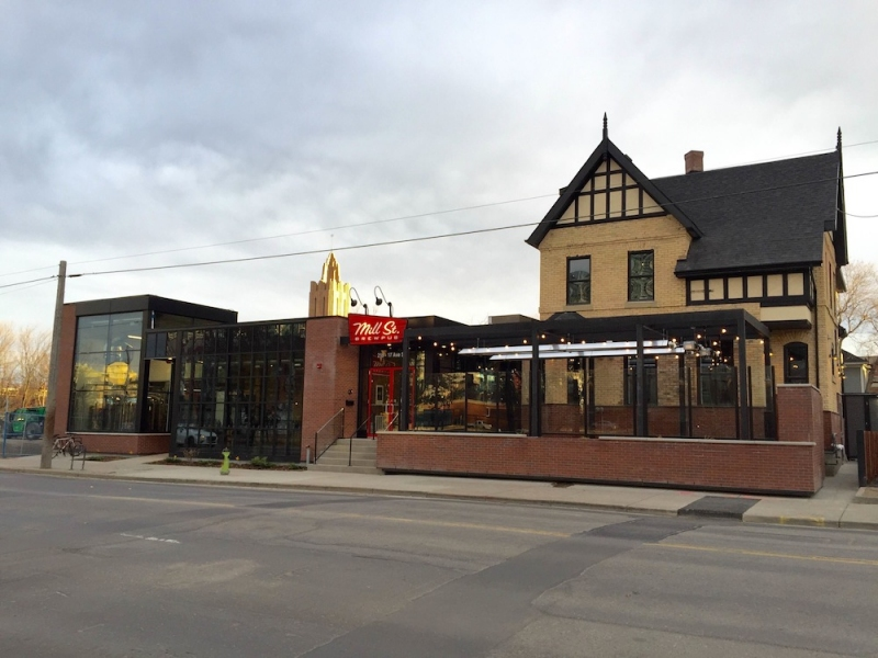 Mill Street Brewery Opens in the Costigan House | Avenue Calgary