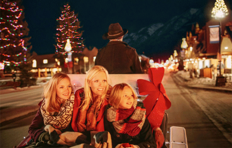 7 Christmas Activities That Make The Mountain Parks Shine