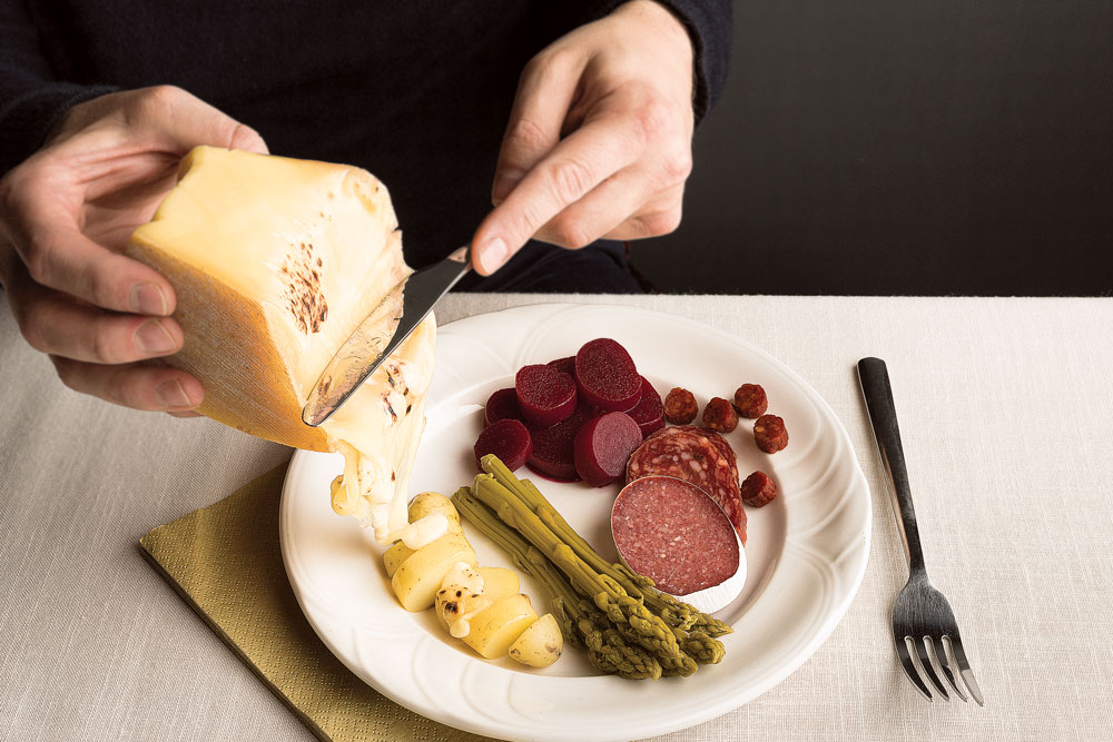 How To Have A Raclette Party This Winter Avenue Calgary
