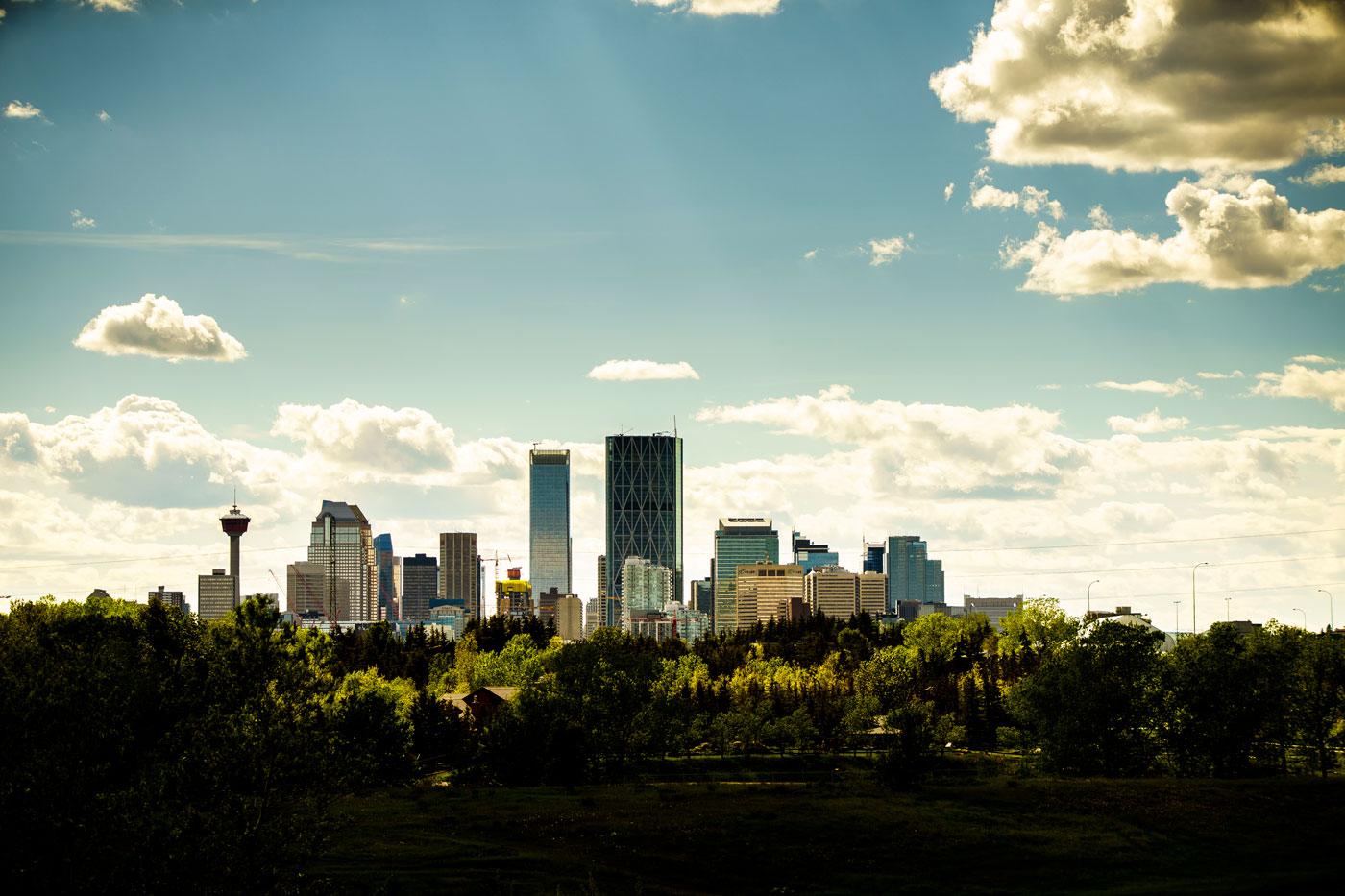 The Calgary Colour Palette Avenue Calgary