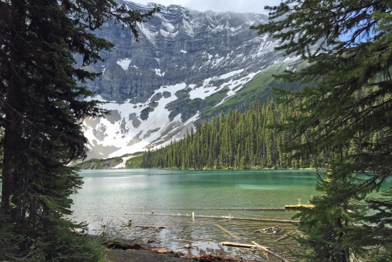 Hike Here This Weekend Rawson Lake And Sarrail Ridge