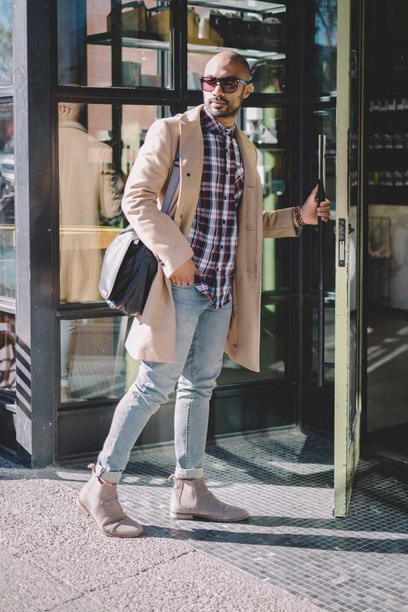 81d1befa5704 Personal Stylist and Fashion Blogger Sunjeev Prasad s Preppy-Streetwear  Style