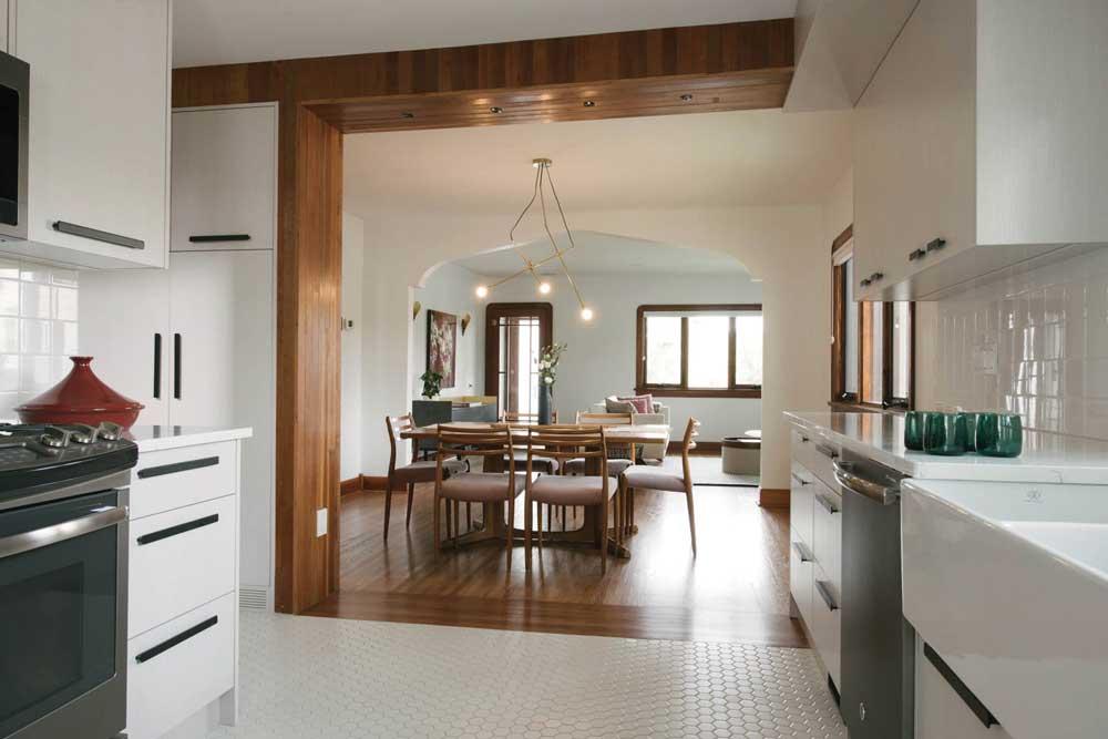 Inside Architect Ryan Schmidt S Restored 1930s Home In