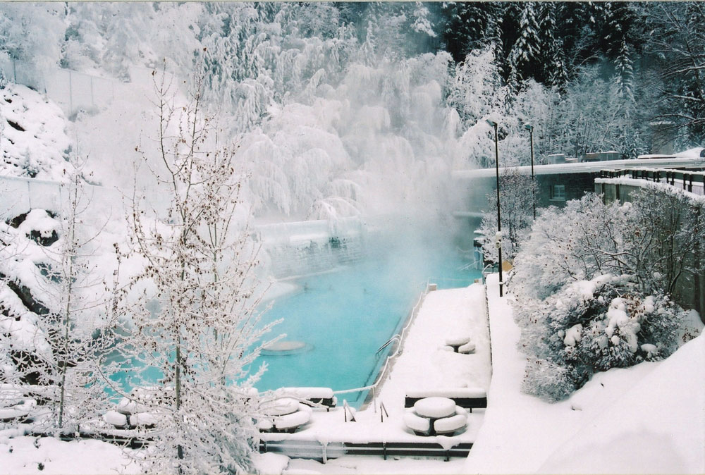 5 Hot Springs Within a Day's Drive of Calgary | Avenue Calgary