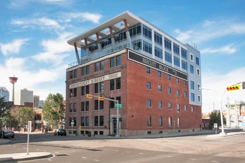 Calgary S Oldest New Buildings Avenue Calgary