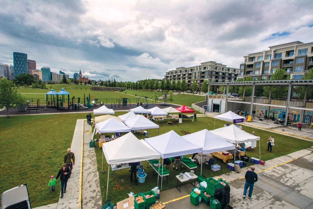 calgary farmers markets open today