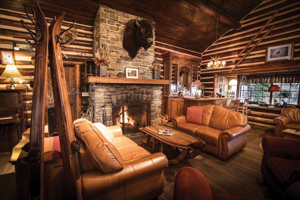 7 comfy mountain cabins for roughing it in style avenue calgary rh avenuecalgary com