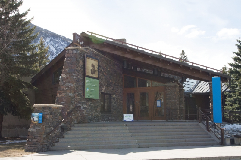 Whyte Museum Of The Canadian Rockies In Banff Celebrates