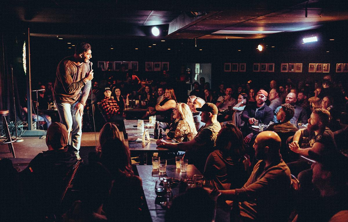 Where To See A Comedy Show In Calgary Avenue Calgary