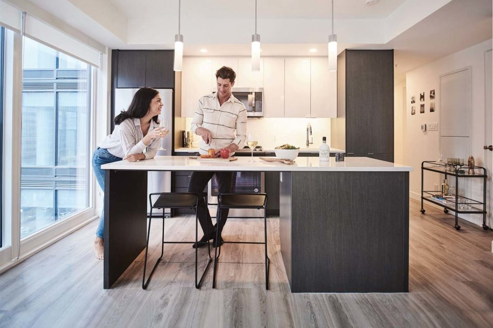 Discover Stylish Urban Living South Of Downtown Calgary Avenue Calgary Interesting 2 Bedroom Apartments For Rent In Calgary Decor