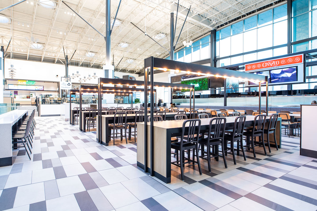 4 New Restaurants Open And Cf Chinook Centre Launches A