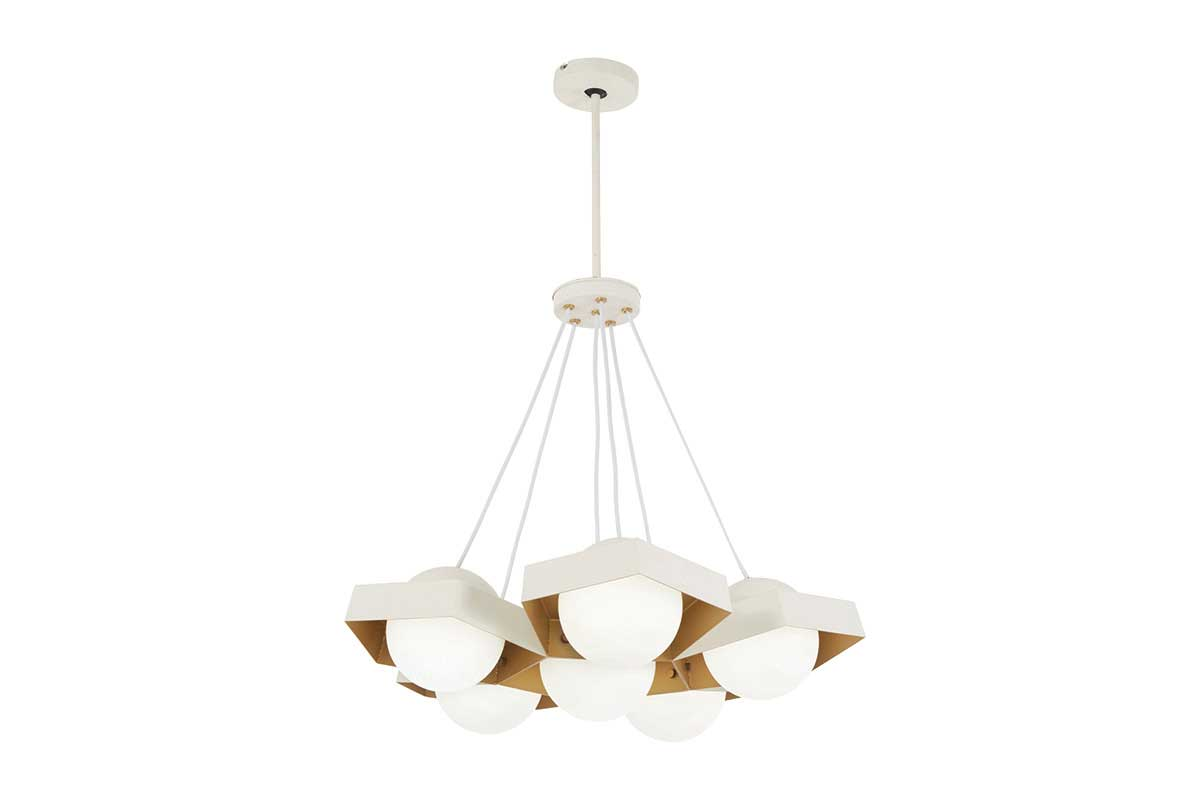 Five o led pendant by minka george kovacs 1436 from cartwright lighting 403 270 8508 7301 11 st s e cartwrightlighting ca
