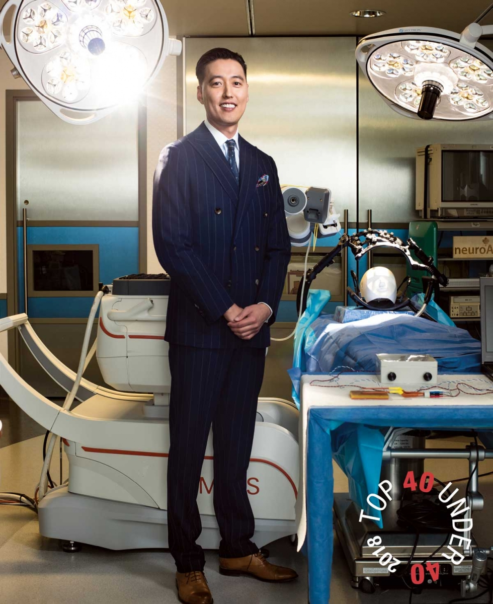 Dr  Won Hyung (Andrew) Ryu | Top 40 Under 40 2018 | Avenue Calgary