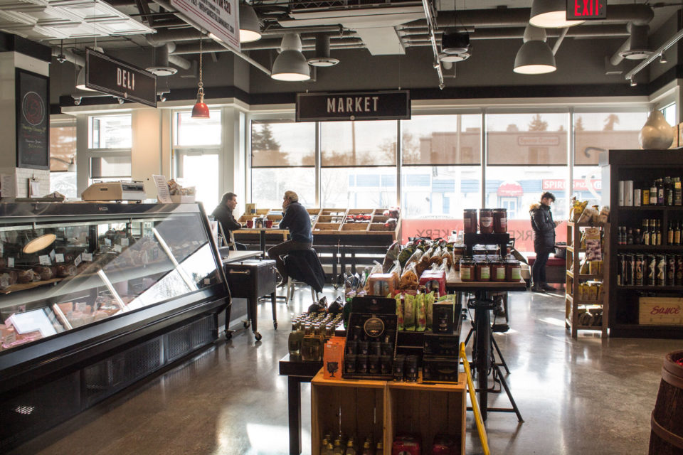 What To Buy At Sauce Italian Kitchen Amp Market Avenue Calgary