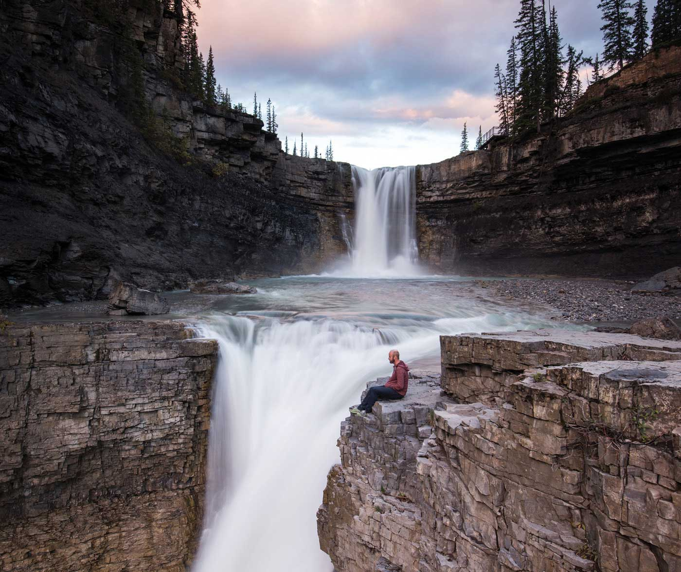 3 Waterfall Road Trips You Should Take Avenue Calgary