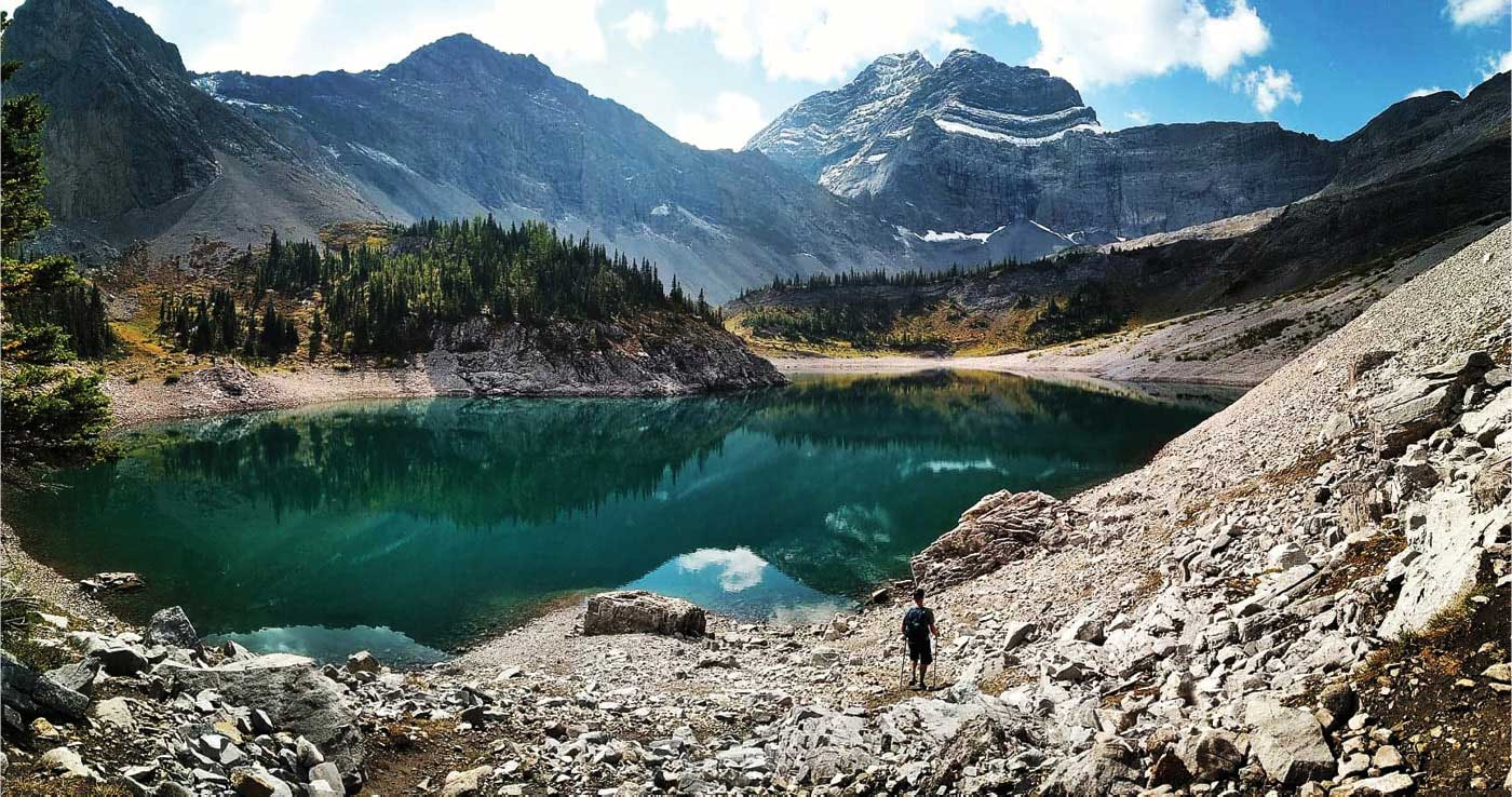 4 Great Hikes With Lakes In Kananaskis Country Avenue