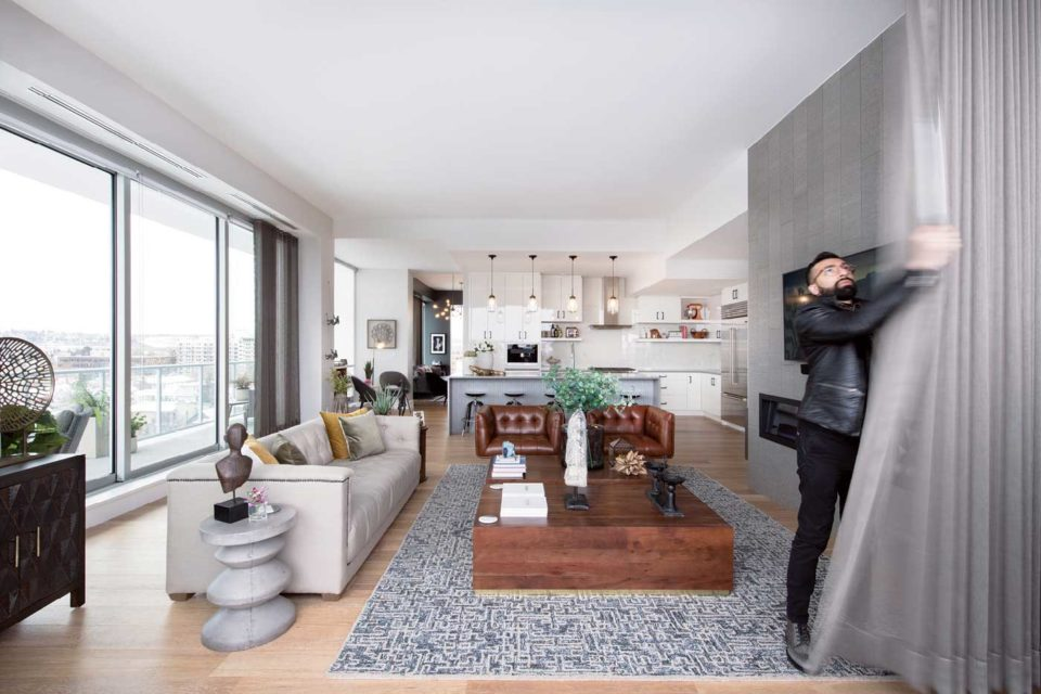 Inside A Hillhurst Penthouse With A Panoramic View Of Calgary