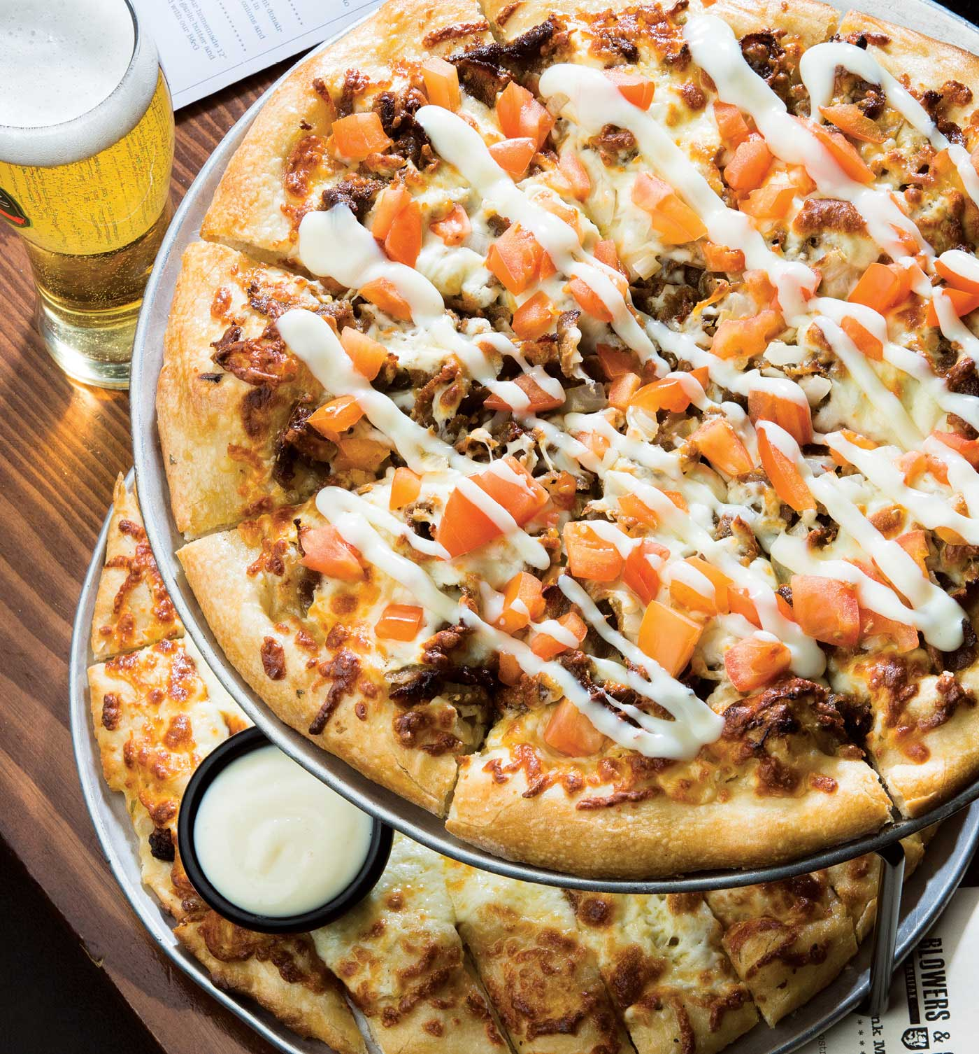 Where To Get Nova Scotia Style Pizza In Calgary Avenue Calgary