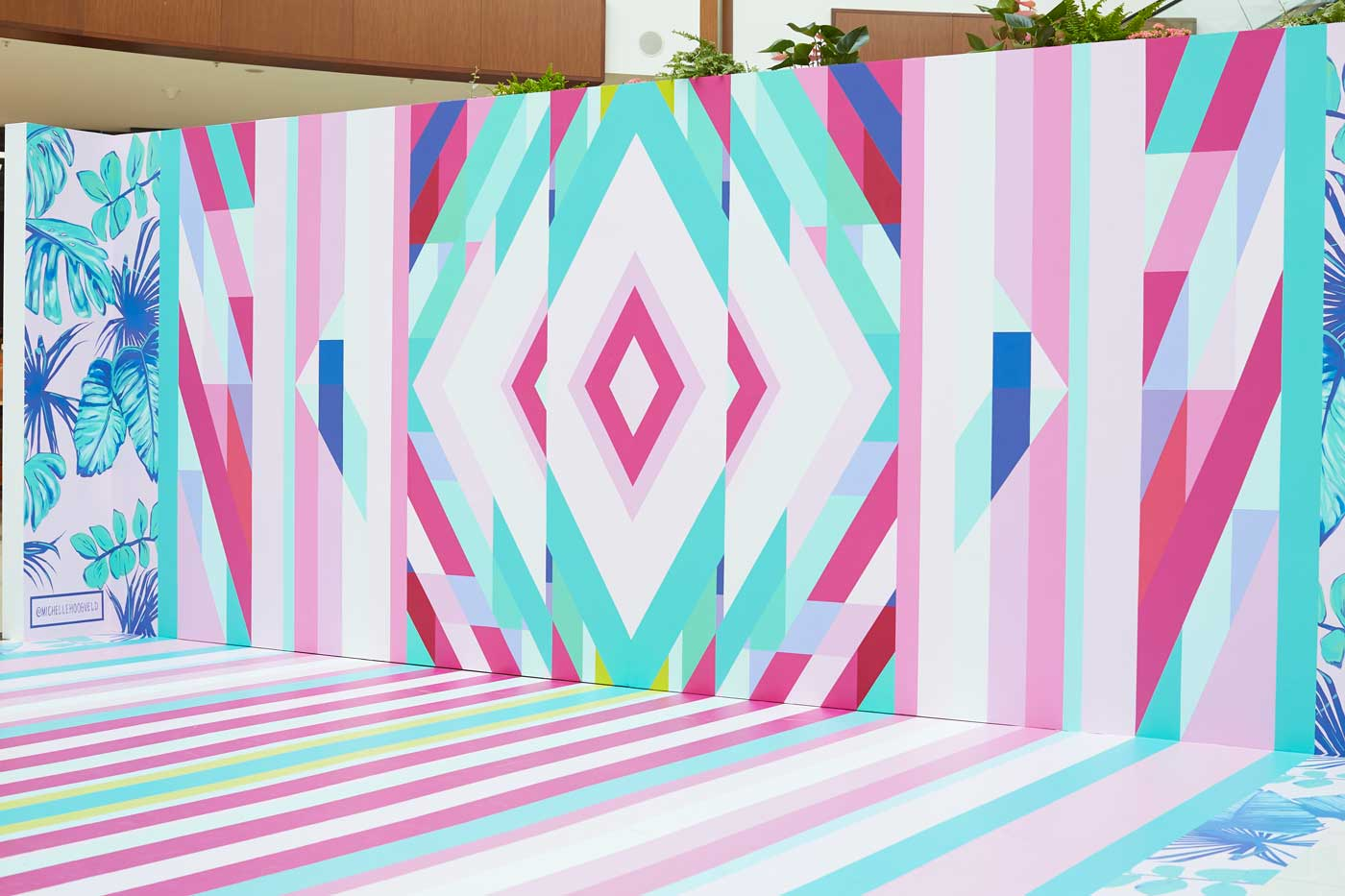 This New Art Installation is Basically 13 Instagrammable Walls in One Spot  | Avenue Calgary