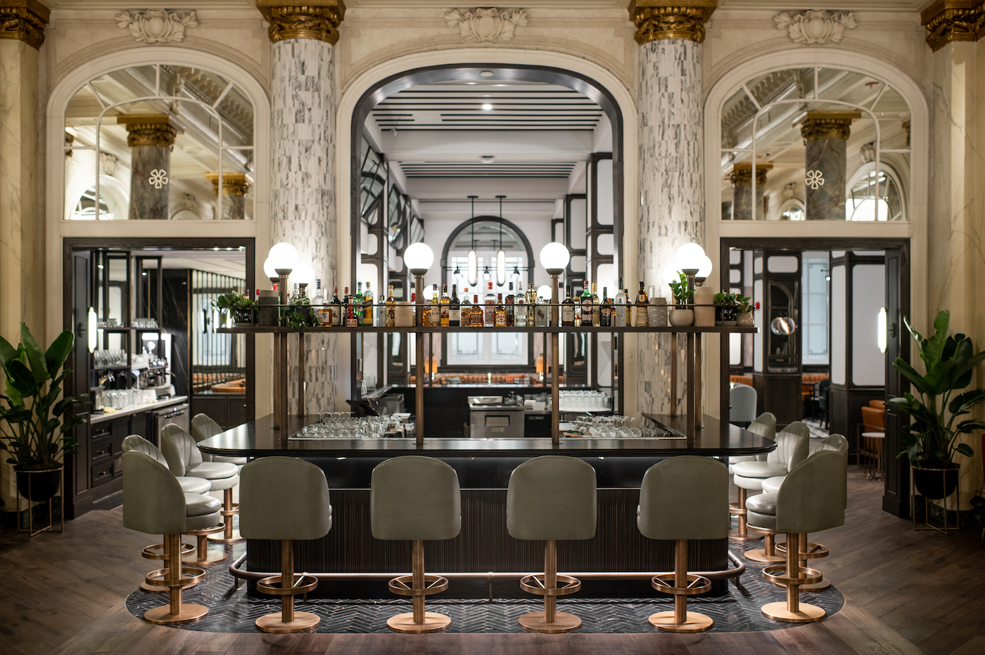 Hawthorn Opens In The Fairmont Palliser And There S A New