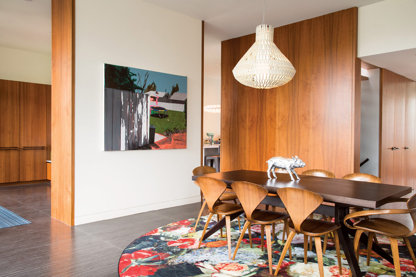Inside a Tiered Elbow Park Home Filled with Natural Light