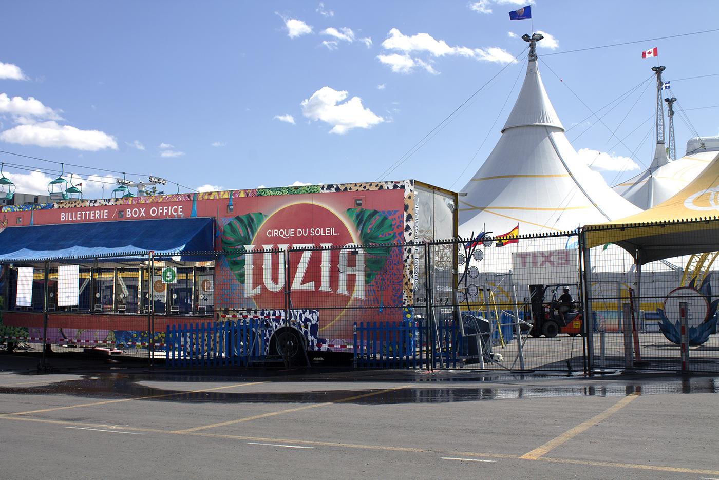 5 Interesting Facts About Cirque Du Soleil S Luzia
