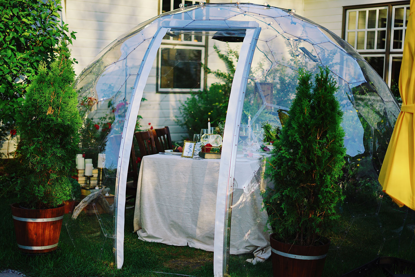 The Importance Of Geodesic Igloo