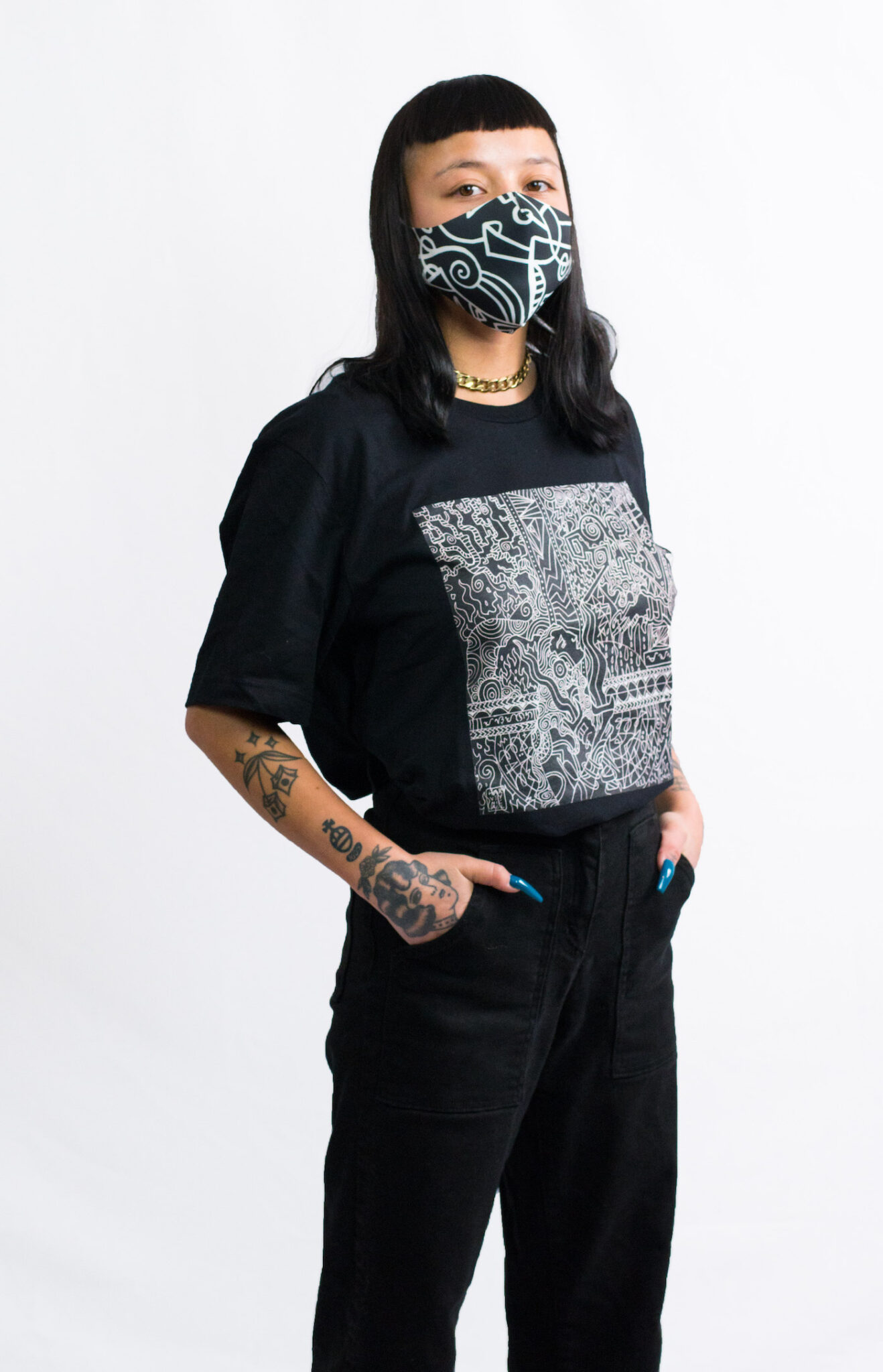 Calgary Artist Harvey Nichol Drops Spring/Summer Fashion Collection