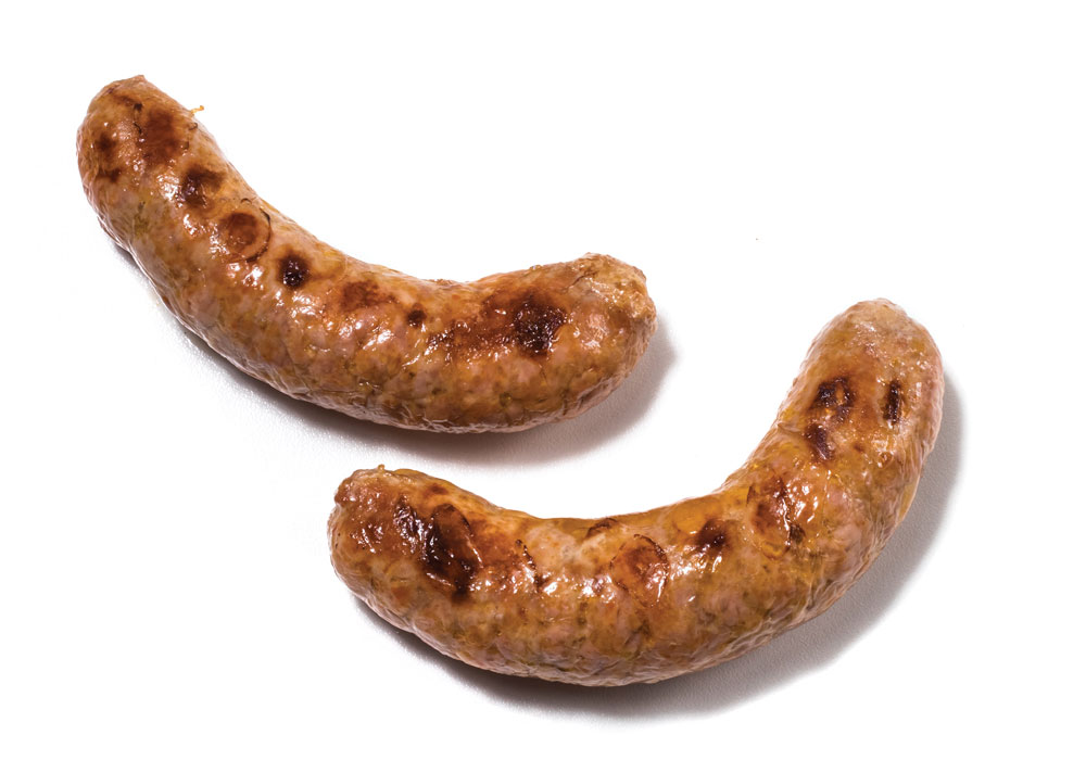 Master Meats' Cowboy Sausage.