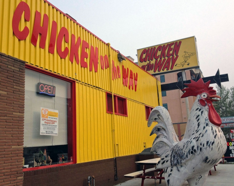 Where To Get The Best Fried Chicken In Calgary Avenue Calgary