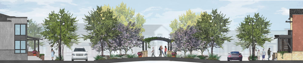 Livingston's vision for the new look of Calgary's neighbourhoods.