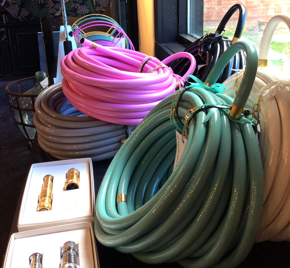 Garden Glory hoses are touted as being for