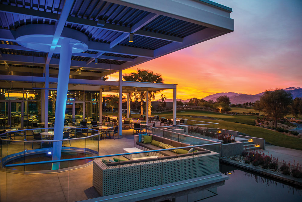 Palm Springs has long been a popular destination for vacationing Calgarians. The Escena Palm Springs, a 450-acre master-planned community, includes a golf course and the Escena Lounge & Grill.