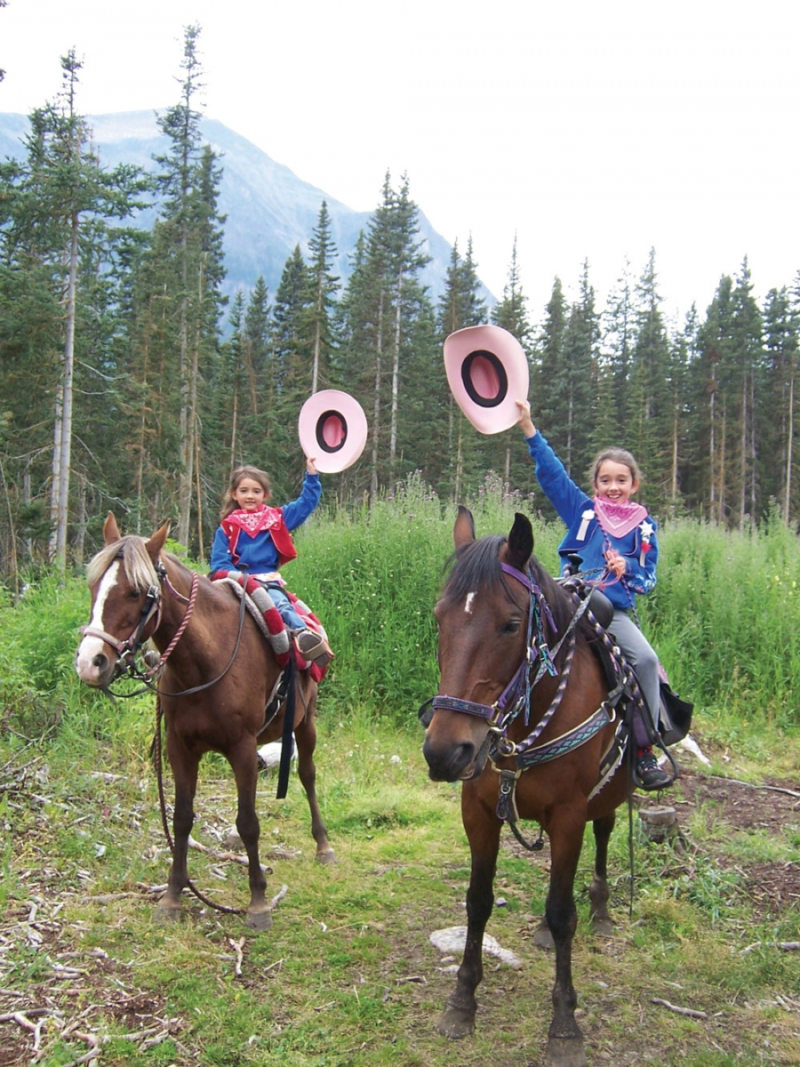 Timberline Tours offers 15-minute theme rides for kids.