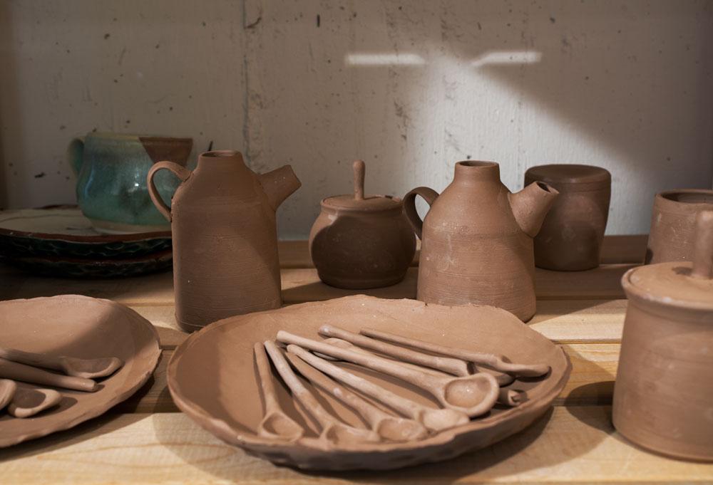 Laura Sharp White Owl Ceramics