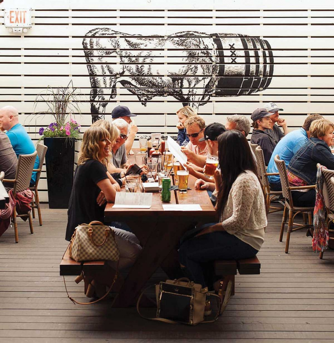 7 Calgary Patios For Cold Days Avenue Calgary