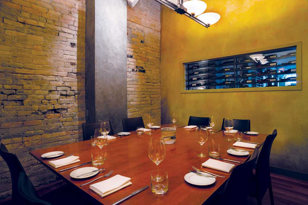 7 Great Private Dining Rooms In Calgary Avenue Calgary