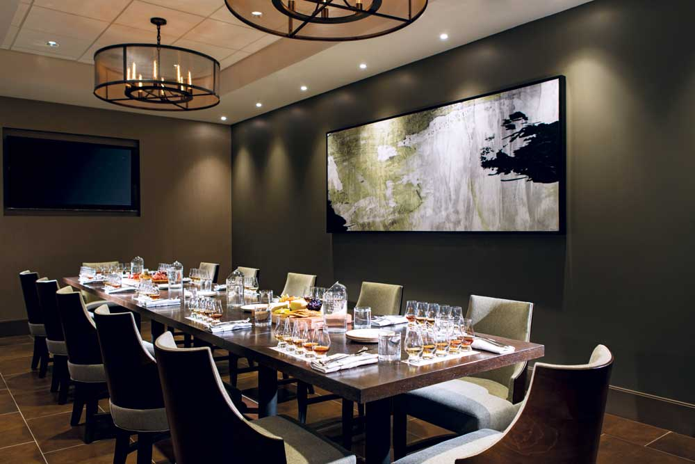 restaurants with private dining rooms | 7 Great Private Dining Rooms in Calgary | Avenue Calgary