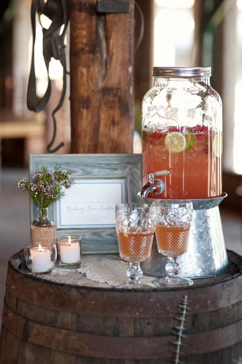 Served up in vintage-inspired glassware, creating a signature cocktail for your event is a signal to your guests that you have thought of everything.