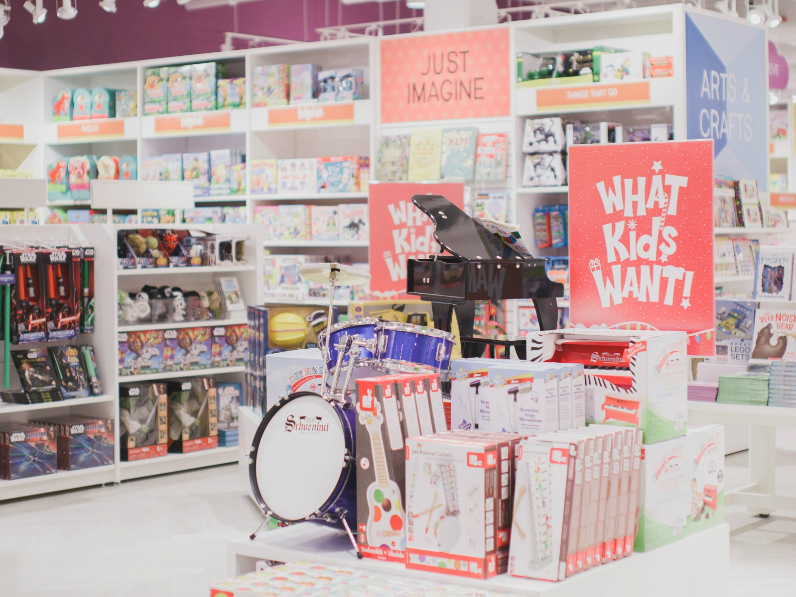 Shoppers will find 70-per-cent-more toys and 30-per-cent-more kids' books at Chinook Centre's Chapters location, including an American Girl store-within-a-store.