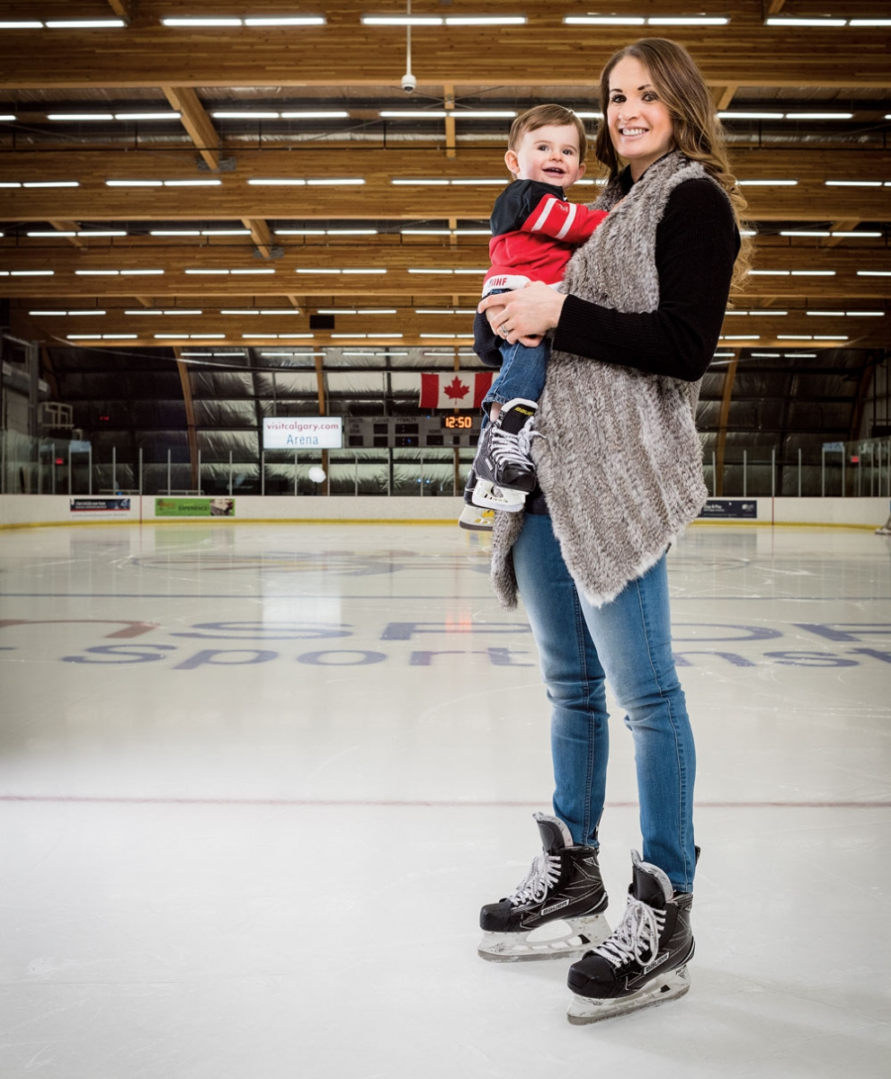 Meet Olympic Hockey Player Meaghan Mikkelson Reid Avenue