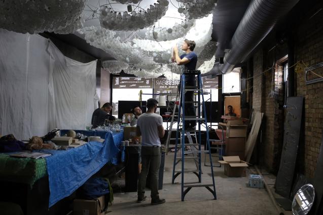Calgary Artists Create Chicago Installation | Avenue Calgary
