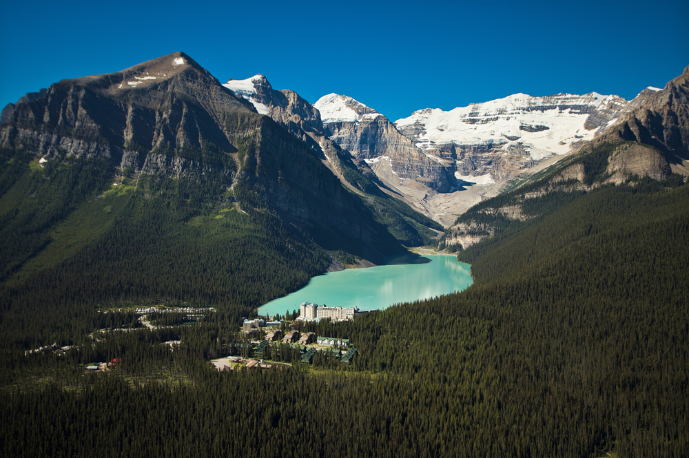 what to do on a day trip to lake louise